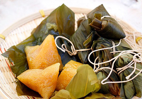 Bánh ú tro là món không thể thiếu dịp Tết Đoan Ngọ ở vùng Quảng Nam - Đà Nẵng