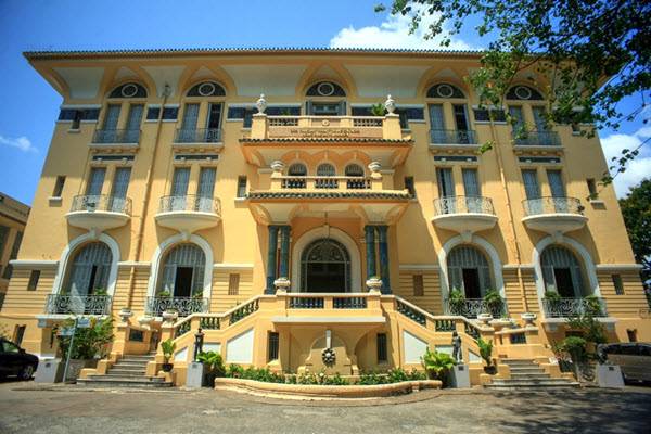 điểm du lịch Sài Gòn