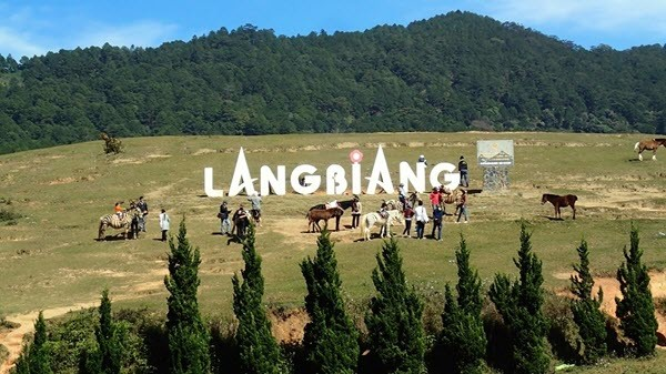 Langbiang Đà Lạt - Loca