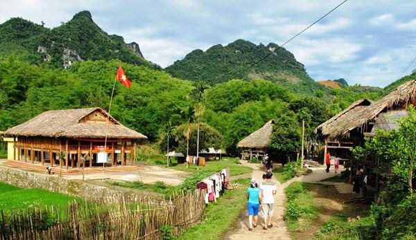 địa điểm du lịch Mai Châu