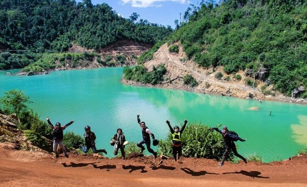 Hồ Da-Pal Đà Lạt