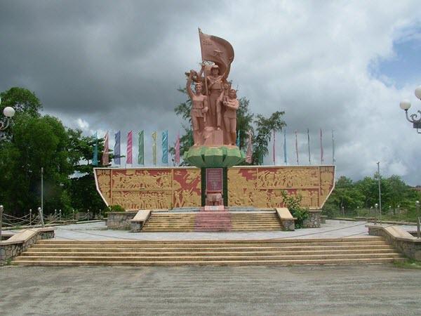 Khu di tích lịch sử văn hóa Tầm Vu