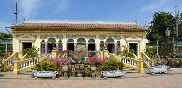 Nhà cổ Bình Thủy - Điểm du lịch Cần Thơ