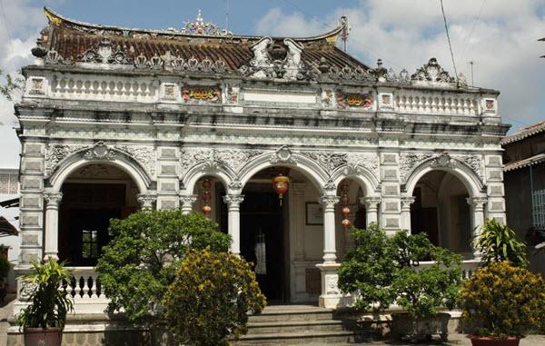 Nhà cổ Huỳnh Thủy Lê - Điểm du lịch Đồng Tháp