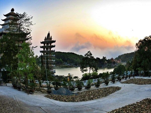 Núi Cấm (Thiên Cẩm Sơn) - Điểm du lịch An Giang