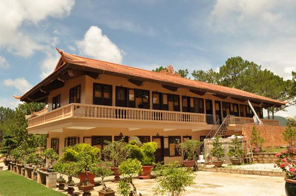Thiền viện Trúc Lâm Đà Lạt - Loca