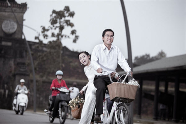 Tuần trăng mật tại Huế -